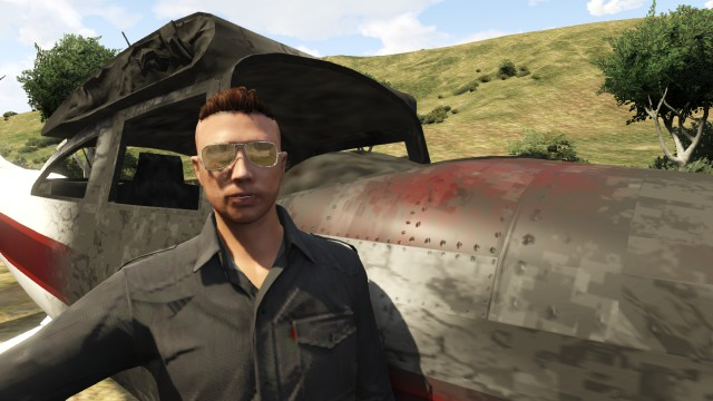 GTA Online: Perfekte Landung