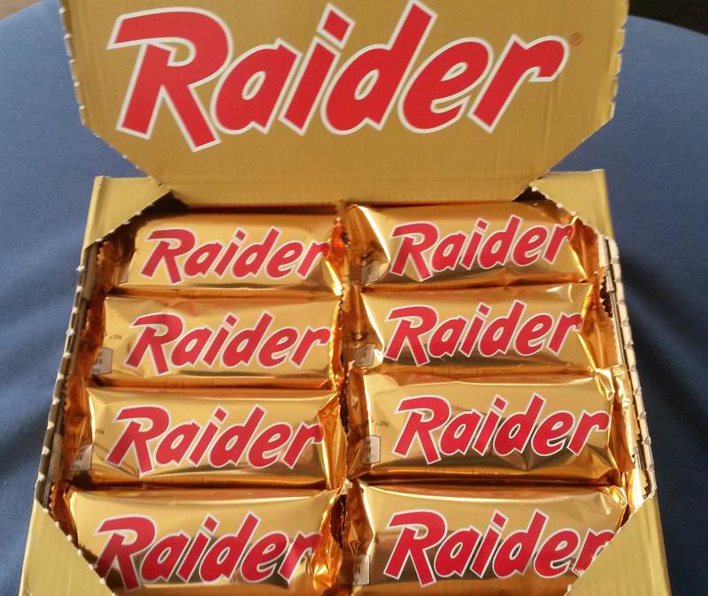 Raider - Der Pausensnack