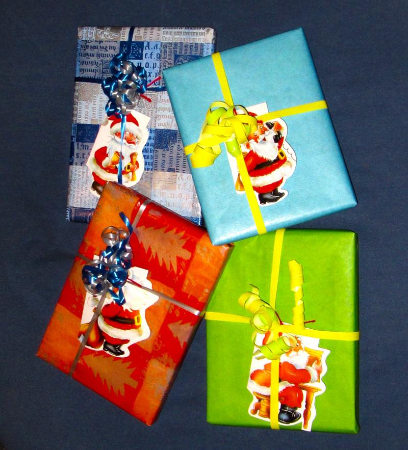Weihnachtsgeschenke 2013