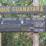 """Willkommen im """"Parque Guanayara""""!"""