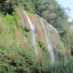 """Ein Wasserfall im """"Dschungel"""""""